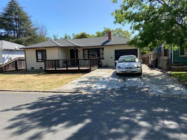 2532 Sonoma Street, Napa, CA 94558 (#321069707) :: Hiraeth Homes