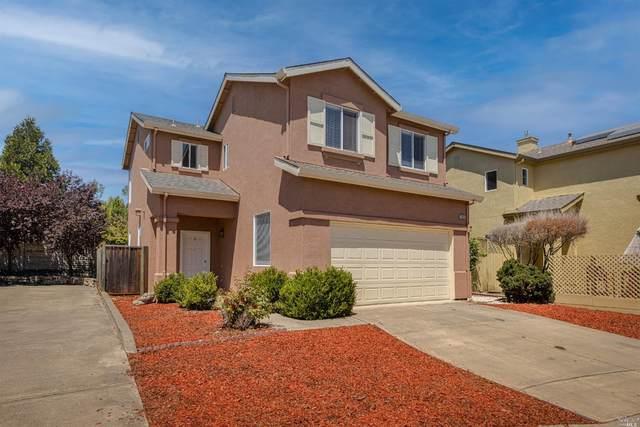 2955 Dall Sheep Lane, Santa Rosa, CA 95407 (#321068640) :: Golden Gate Sotheby's International Realty