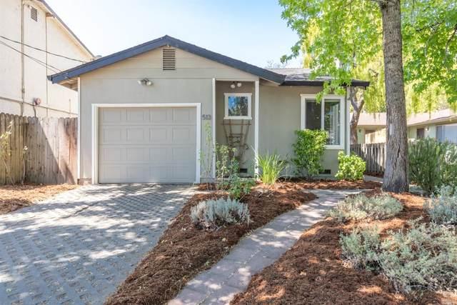 513 Jefferson, Santa Rosa, CA 95401 (#321069038) :: Golden Gate Sotheby's International Realty