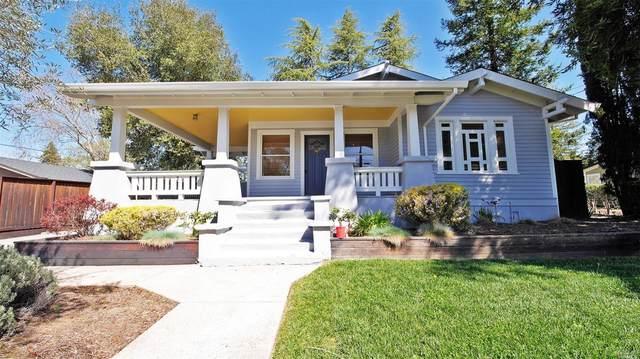 407 North Street, Healdsburg, CA 95448 (#321069680) :: Golden Gate Sotheby's International Realty