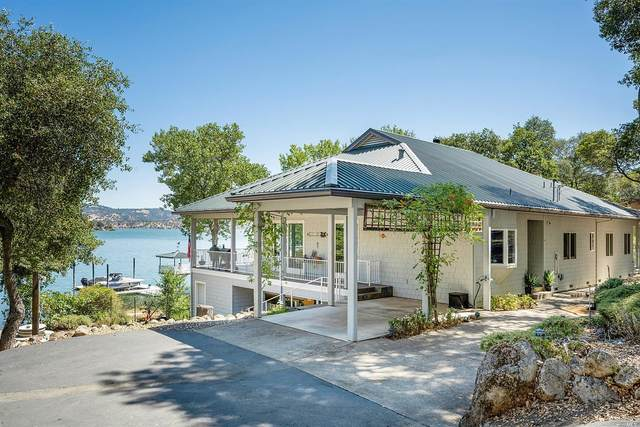 9010 Soda Bay Road, Kelseyville, CA 95451 (#321070067) :: Hiraeth Homes