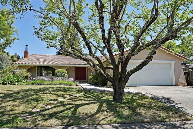 3512 Deer Park Drive, Santa Rosa, CA 95404 (#321069067) :: The Abramowicz Group