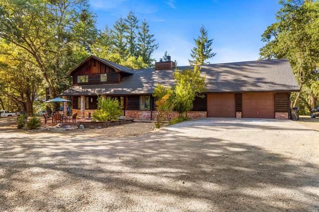 24441 Sherwood Road, Willits, CA 95490 (#321065854) :: The Abramowicz Group