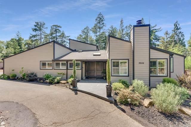 2644 Knob Hill Drive, Santa Rosa, CA 95404 (#321070355) :: The Abramowicz Group
