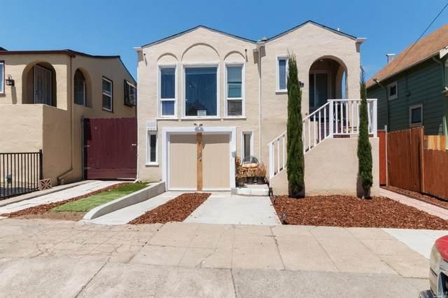 912 Louisiana Street, Vallejo, CA 94590 (#321070312) :: Golden Gate Sotheby's International Realty