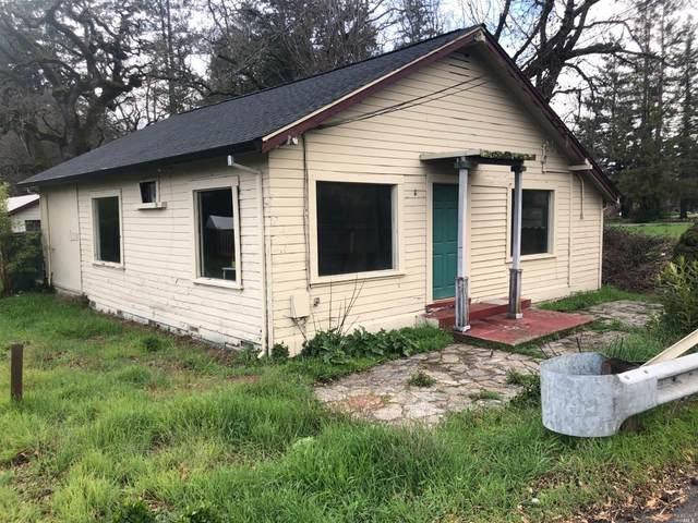 9667 Sonoma Highway, Kenwood, CA 95452 (#321070557) :: Hiraeth Homes