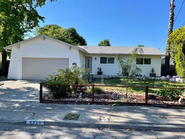 4929 Sea Wolf Drive, Santa Rosa, CA 95409 (#321067568) :: Hiraeth Homes