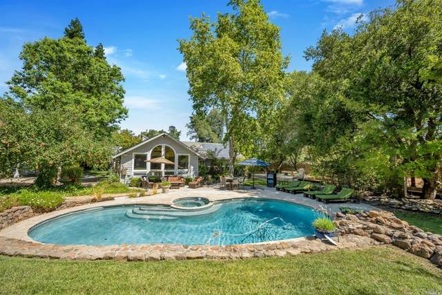 3974 Holland Drive, Santa Rosa, CA 95404 (#321070330) :: Lisa Perotti | Corcoran Global Living