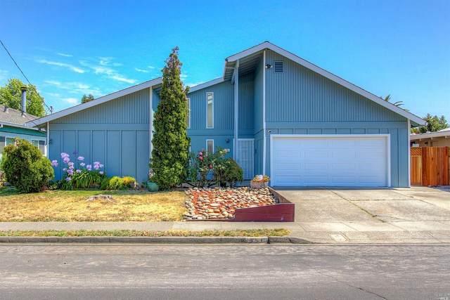 351 Bonnie Avenue, Rohnert Park, CA 94928 (#321070624) :: Lisa Perotti | Corcoran Global Living