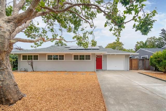 86 Claire Way, Tiburon, CA 94920 (#321054854) :: Intero Real Estate Services