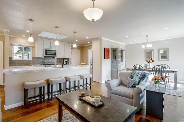 1125 Shady Oak Place, Santa Rosa, CA 95404 (#321070905) :: Intero Real Estate Services