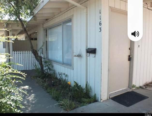 1163 Republic Avenue, Napa, CA 94559 (#321070992) :: Lisa Perotti | Corcoran Global Living