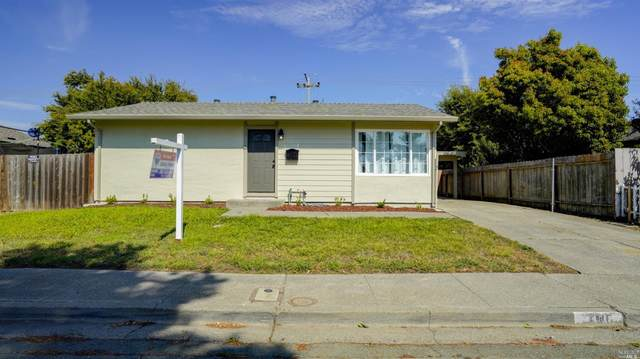 710 Echo Summit Road, Vallejo, CA 94589 (#321071071) :: Golden Gate Sotheby's International Realty
