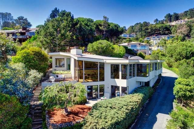 21 Tara Hill Road, Tiburon, CA 94920 (#321070942) :: Intero Real Estate Services
