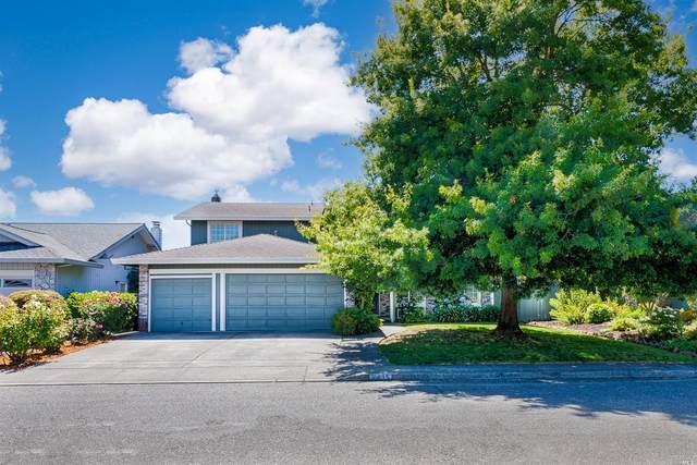 4435 Hillview Way, Rohnert Park, CA 94928 (#321070821) :: Lisa Perotti | Corcoran Global Living