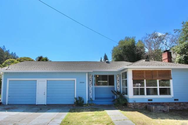 20040 El Rancho Way, Monte Rio, CA 95462 (#321071344) :: Golden Gate Sotheby's International Realty