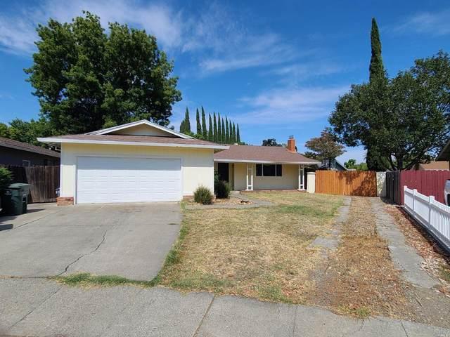 736 Corte Crestview, Vacaville, CA 95688 (#321071393) :: Golden Gate Sotheby's International Realty