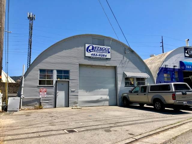 52 Woodland, San Rafael, CA 94901 (#321071395) :: The Abramowicz Group