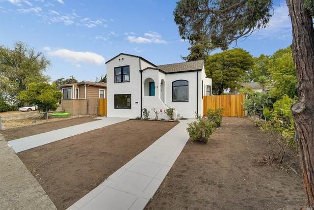 22 Buss Avenue, Vallejo, CA 94590 (#321070820) :: Golden Gate Sotheby's International Realty