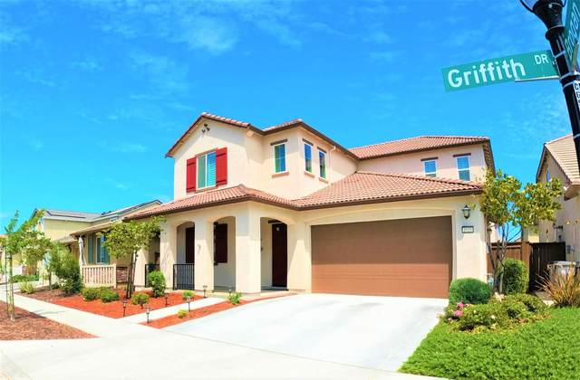 1525 Griffith Drive, Woodland, CA 95776 (#221092562) :: Golden Gate Sotheby's International Realty