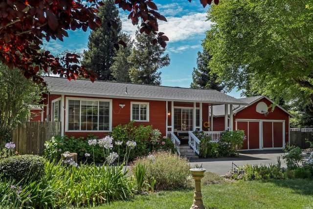 896 Hurlbut Avenue, Sebastopol, CA 95472 (#321070509) :: Golden Gate Sotheby's International Realty