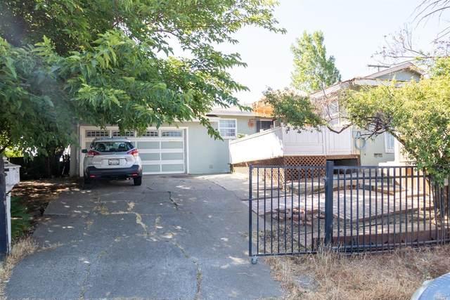 415 Taper Avenue, Vallejo, CA 94589 (#321071777) :: Lisa Perotti | Corcoran Global Living
