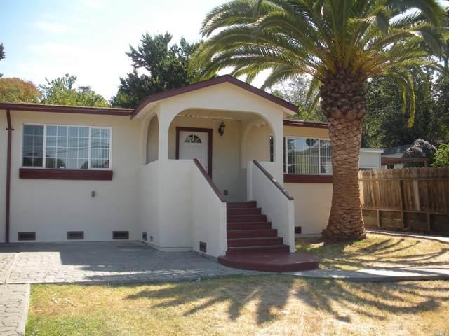 110 Baxter Street, Vallejo, CA 94590 (#321071801) :: Golden Gate Sotheby's International Realty
