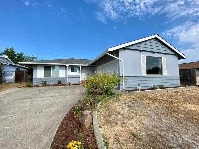 106 Dyer Court, Vallejo, CA 94591 (#321072168) :: Golden Gate Sotheby's International Realty