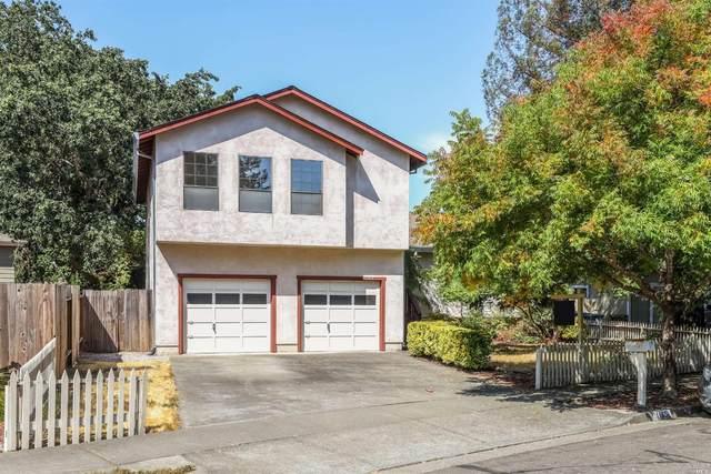 1165 Guaymas Street, Santa Rosa, CA 95401 (#321071960) :: Lisa Perotti | Corcoran Global Living
