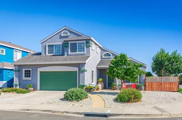 530 Canyon Meadows Drive, American Canyon, CA 94503 (#321070150) :: RE/MAX GOLD