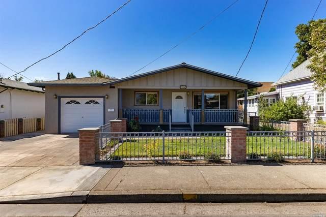 121 E Valley Street, Willits, CA 95490 (#321071378) :: Lisa Perotti   Corcoran Global Living