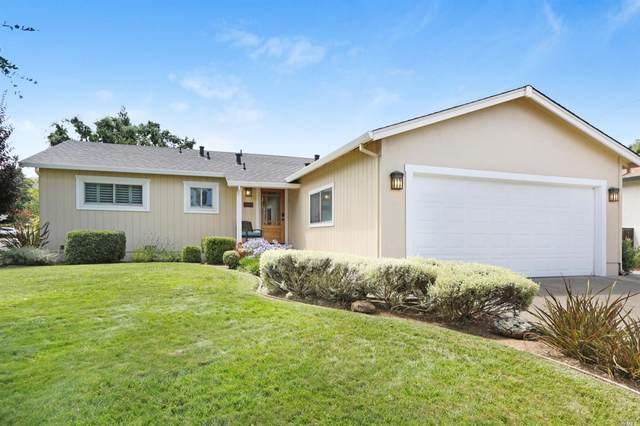 6501 Heather Street, Yountville, CA 94599 (#321072442) :: Team O'Brien Real Estate