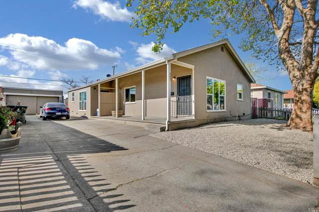263 Westwood Street, Vallejo, CA 94591 (MLS #321072407) :: Jimmy Castro Real Estate Group