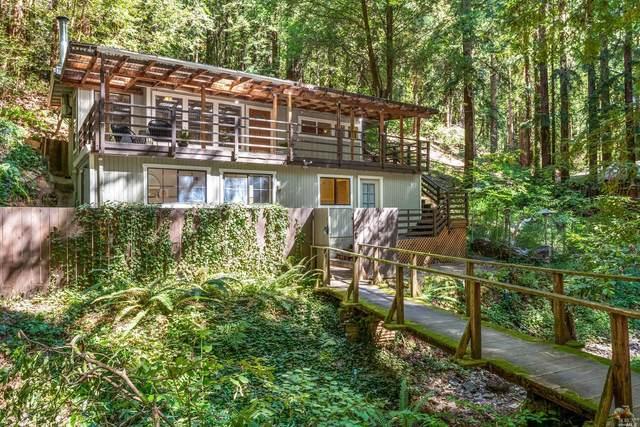 19350 Hidden Valley Road, Guerneville, CA 95446 (#321072750) :: Lisa Perotti | Corcoran Global Living