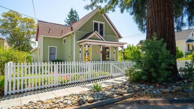 452 Seminary Street, Napa, CA 94559 (#321071829) :: Lisa Perotti | Corcoran Global Living