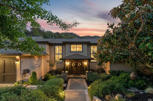 621 Blackstone Drive, San Rafael, CA 94903 (#321072781) :: The Abramowicz Group