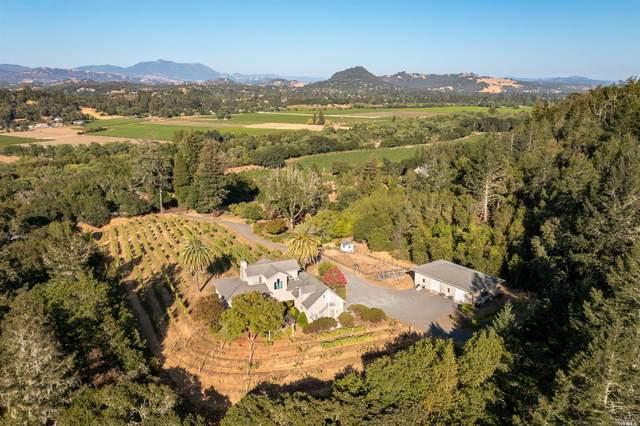1955 W Dry Creek Road, Healdsburg, CA 95448 (#321061464) :: Lisa Perotti | Corcoran Global Living