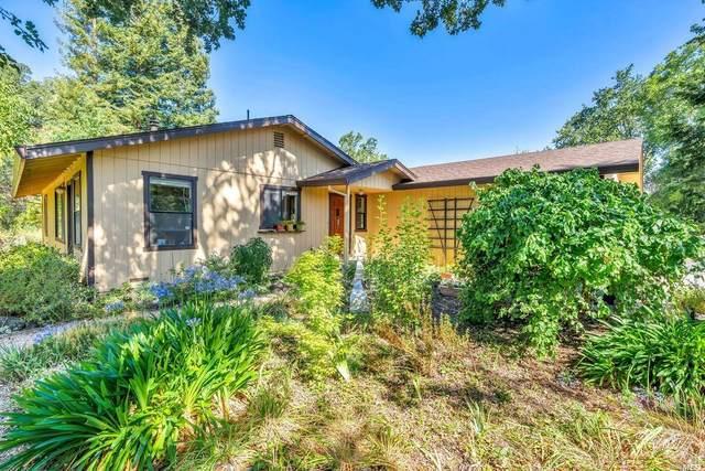 8 Turtle Creek Drive, Kenwood, CA 95452 (#321067557) :: Intero Real Estate Services