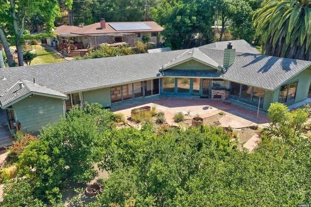 3610 Green Hill Drive, Santa Rosa, CA 95404 (#321073122) :: Intero Real Estate Services