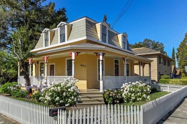 443 1st Street, Healdsburg, CA 95448 (#321065248) :: Intero Real Estate Services