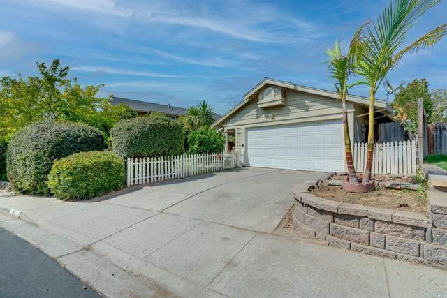 613 Lighthouse Drive, Vallejo, CA 94590 (#321071562) :: The Abramowicz Group