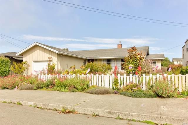 720 N Harrison Street, Fort Bragg, CA 95437 (#321073242) :: Rapisarda Real Estate