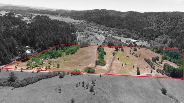 33750 Sherwood Rancheria Road, Willits, CA 95490 (#321073464) :: Rapisarda Real Estate