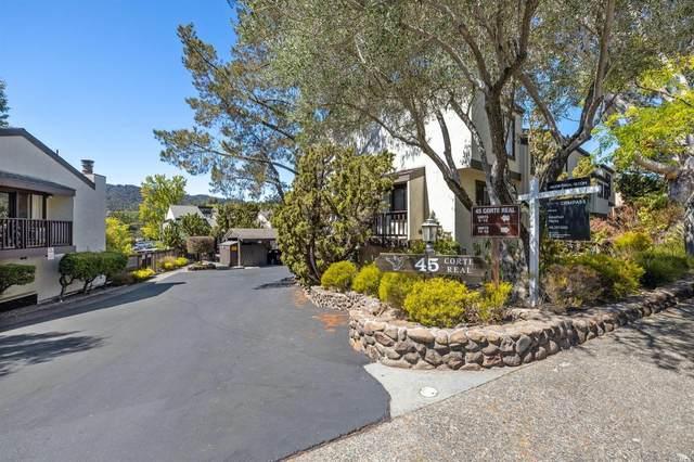 45 Corte Real #12, Greenbrae, CA 94904 (#321073569) :: Intero Real Estate Services