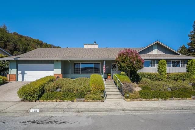 120 Dominican Drive, San Rafael, CA 94901 (#321070518) :: Intero Real Estate Services