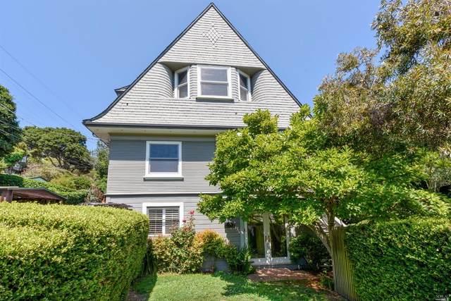 1901 Mar West Street, Tiburon, CA 94920 (#321073392) :: Intero Real Estate Services