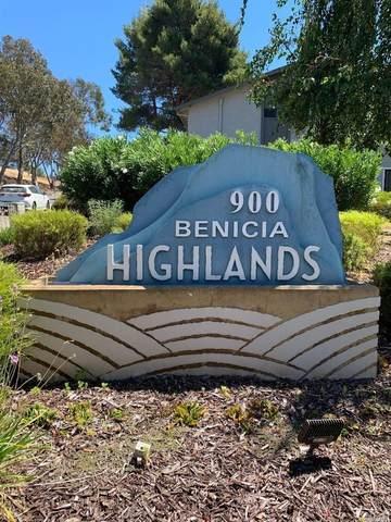 900 Cambridge Drive #41, Benicia, CA 94510 (#321073559) :: Intero Real Estate Services