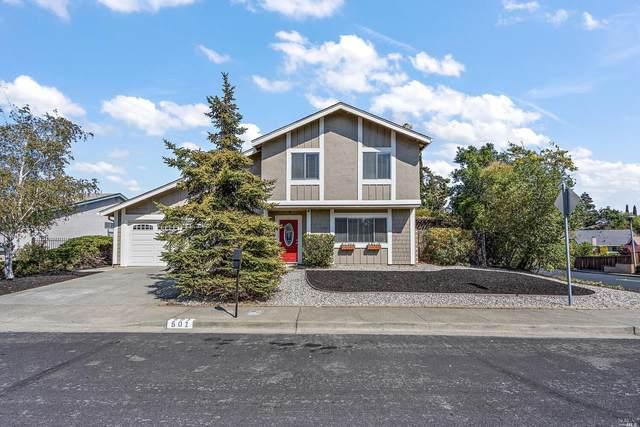 501 Winston Court, Benicia, CA 94510 (#321072854) :: Intero Real Estate Services