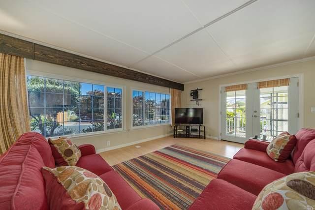 108 Champagne Drive #108, Yountville, CA 94599 (#321073476) :: Rapisarda Real Estate