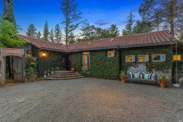 300 Alta Loma Drive, Angwin, CA 94508 (#321075816) :: Hiraeth Homes